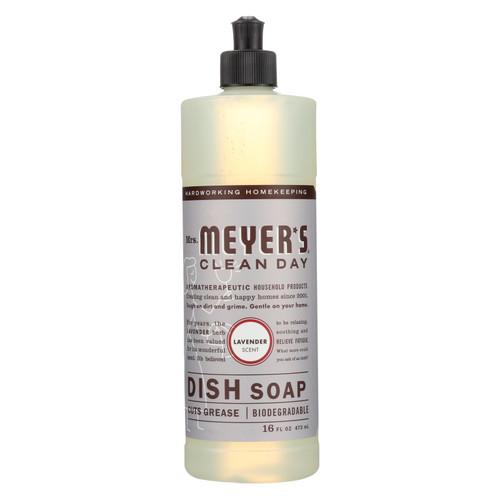 Mrs. Meyer's Liquid Dish Soap - Lavender - 16 oz