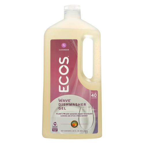 Earth Friendly Automatic Dishwasher Gel - Case of 8 - 40 fl oz
