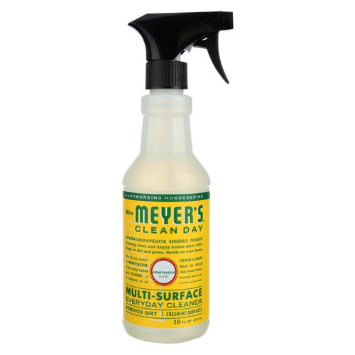 Mrs. Meyer's Multi Surface Spray Cleaner - Honeysuckle - 16 fl oz