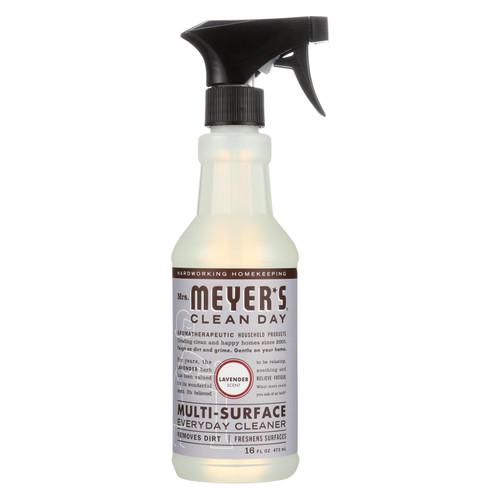 Mrs. Meyer's Multi Surface Spray Cleaner - Lavender - 16 fl oz
