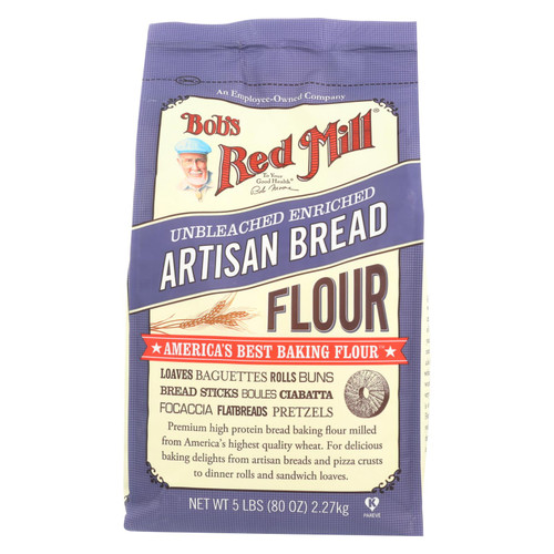 Bob's Red Mill FLOUR,ARTISAN BREAD