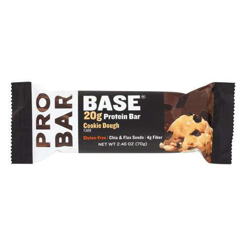 Probar Cookie Dough Core Bar - Case of 12 - 2.46 oz