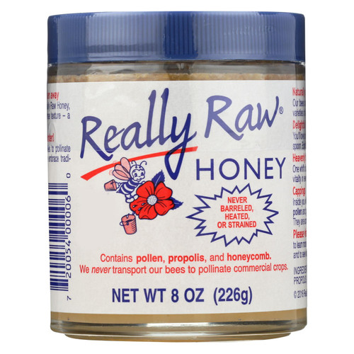 Really Raw Honey - 8 oz