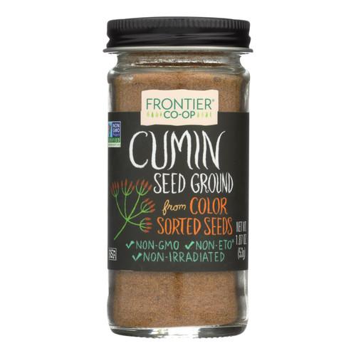 Frontier Herb Cumin Seed - Ground - 1.87 oz