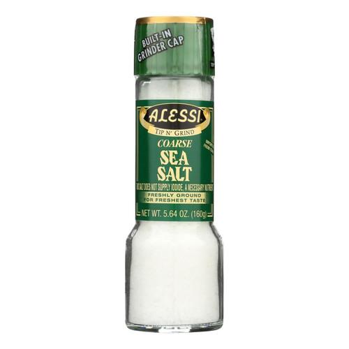 Alessi Grainder - Coarse Sea Salt - Large - 5.64 oz