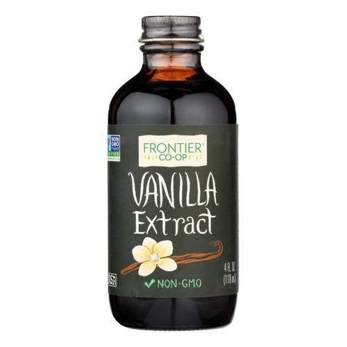 Frontier Herb Vanilla Extract - 4 oz