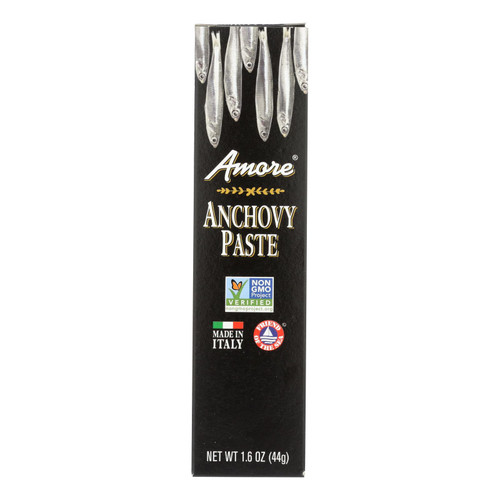 Amore - Italian Anchovy Paste - Case of 12 - 1.6 oz.