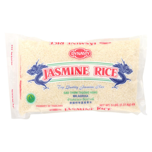 Dynasty Rice - Jasmine - Case of 6 - 5 lb. on  Appalachian Organics