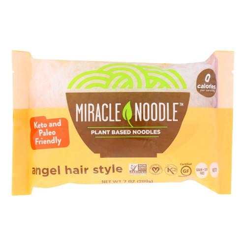 Miracle Noodle Pasta - Shirataki - Miracle Noodle - Angel Hair - 7 oz - case of 6 on  Appalachian Organics