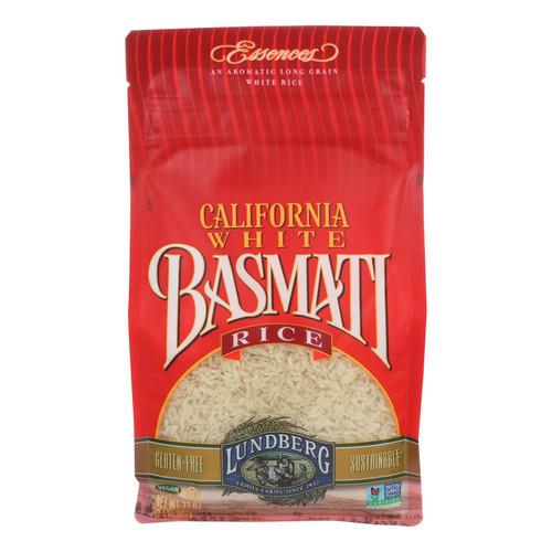 Lundberg Family Farms California Basmati White Rice - Case of 6 - 2 lb.