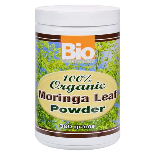 Bio-Nutritional Moringa Leaf Powder - 100% Organic - 300 grams
