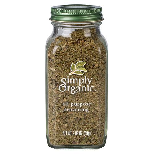 Simply Organic All Purpose Seasoning