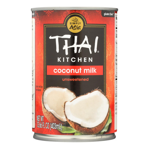 Thai Kitchen Coconut Milk - Case of 12 - 13.66 Fl oz.