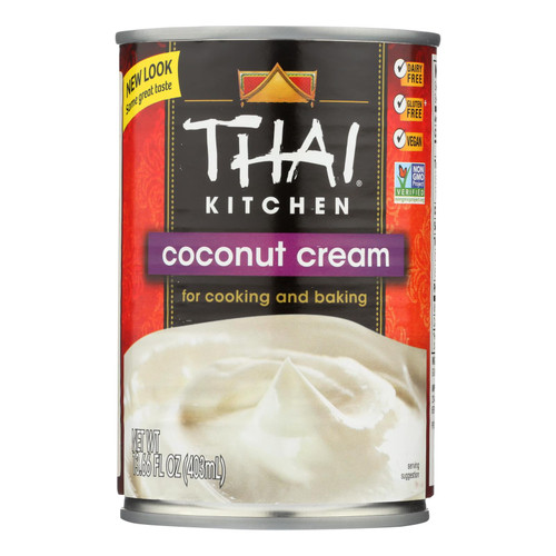 Thai Kitchen Coconut Cream - Case of 6 - 13.66 oz.