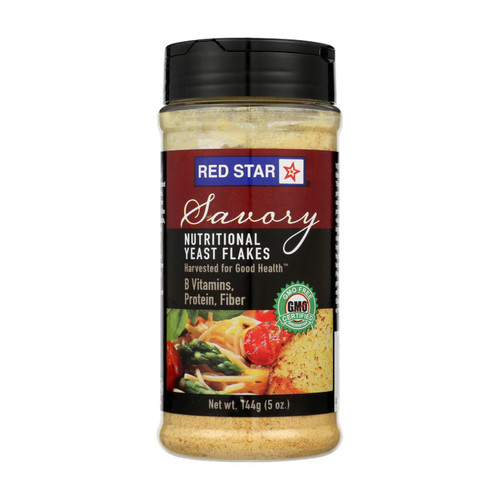 Red Star Nutritional Yeast Vegetarian Support Formula - Yeast Flakes