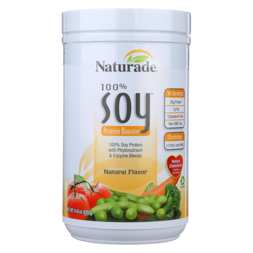 Naturade Soy Protein Booster Natural - 14.8 oz on  Appalachian Organics