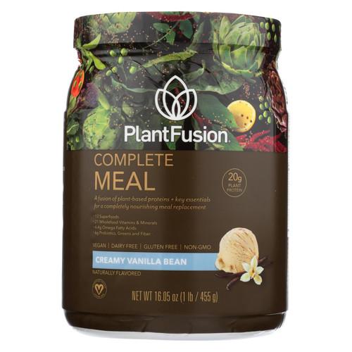 PlantFusion Phood Shake - Powder - Vanilla - 15.9 oz on  Appalachian Organics