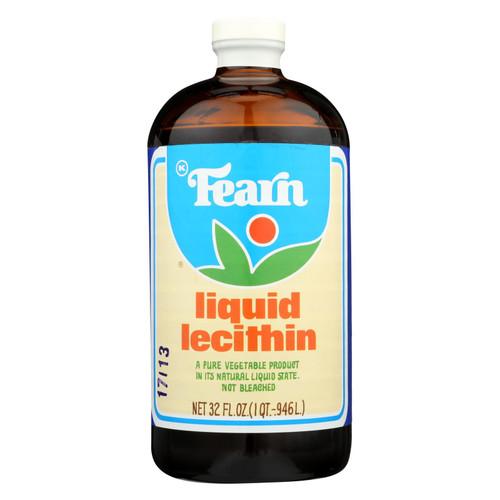 Fearn Liquid Lecithin - 32 fl oz on  Appalachian Organics