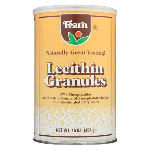 Fearn Lecithin Granules - 16 oz on  Appalachian Organics