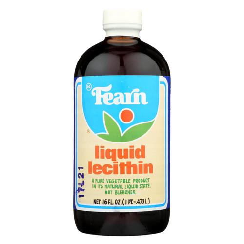 Fearns Soya Food Liquid Lecithin - 16 oz