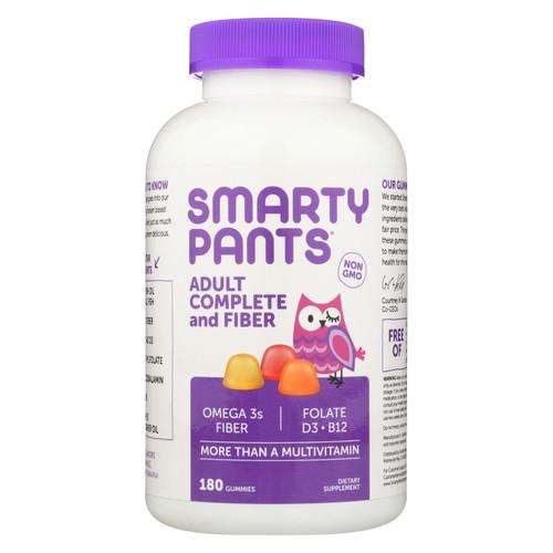 Smartypants Multi-Vitamin Plus Omega 3 with Vitamin D - 180 Ct
