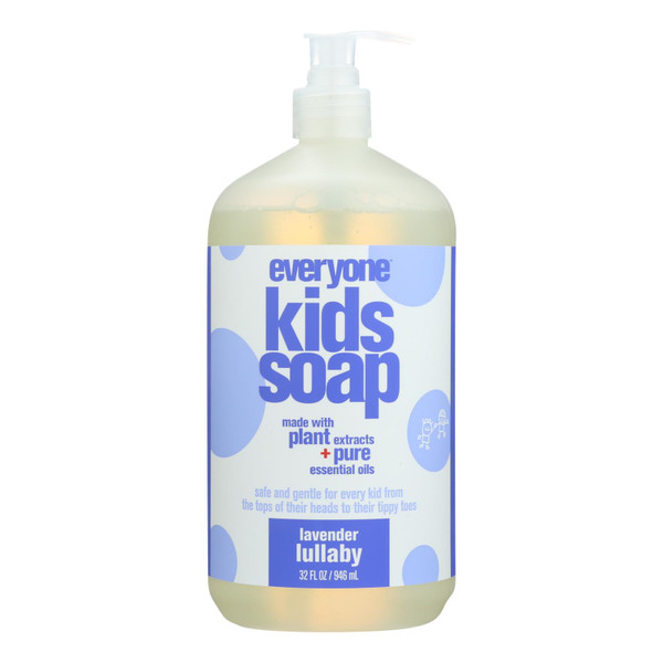 EO Products Everyone Soap - Kids Lavender Lullaby - 32 oz