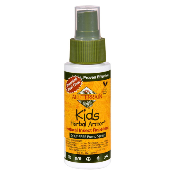 All Terrain Kids Herbal Armor - 2 fl oz