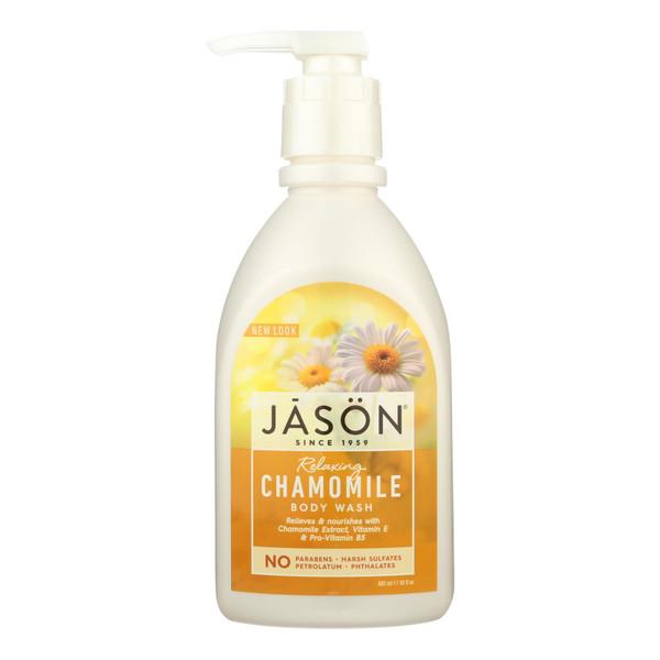 Jason Pure Natural Body Wash Chamomile - 30 fl oz