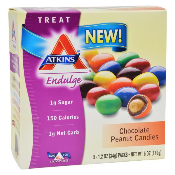 Atkins Endulge Bars - Chocolate Peanut Butter Cups - 1.2 oz - 5 ct on  Appalachian Organics