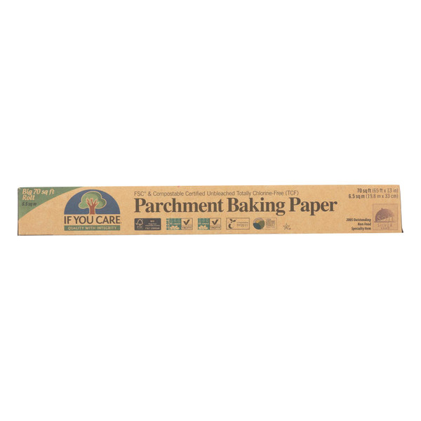 If You Care Parchment Paper - 70 Sq Ft Roll