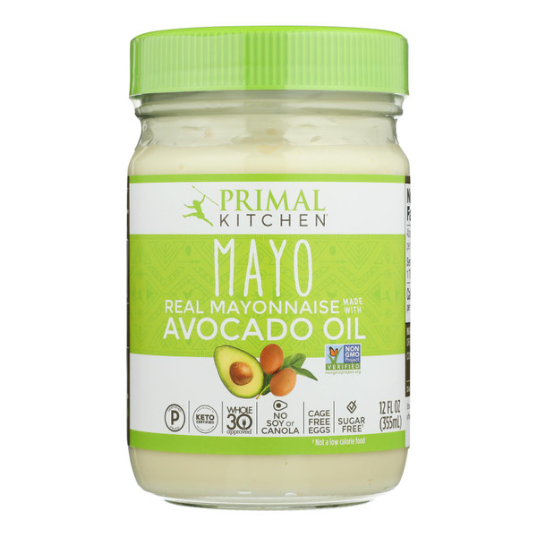 Mayo with Avocado Oil - Primal Kitchen