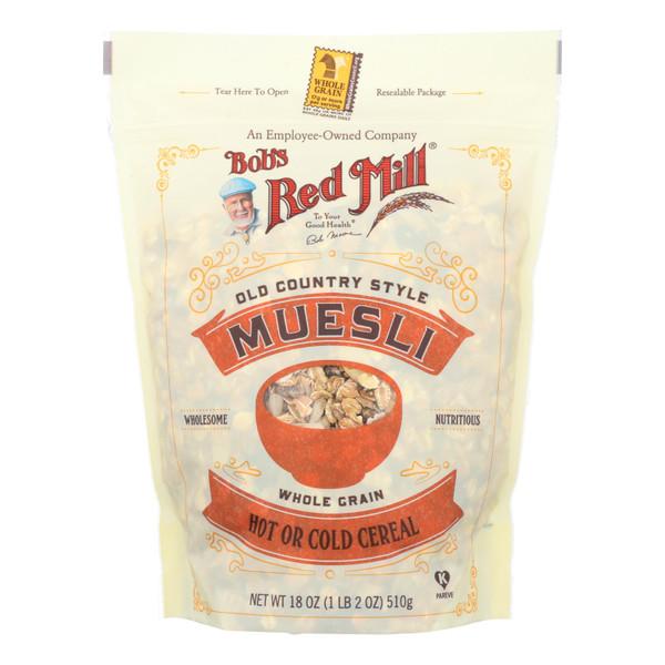 Bob's Red Mill Muesli