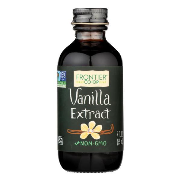 Frontier Herb Vanilla Extract - 2 oz