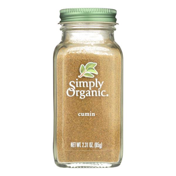 Simply Organic Ground Cumin Seed