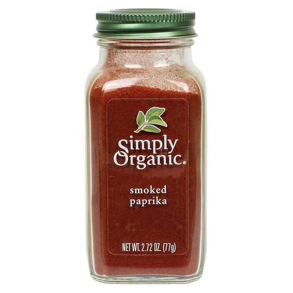 Simply Organic Smoked Paprika