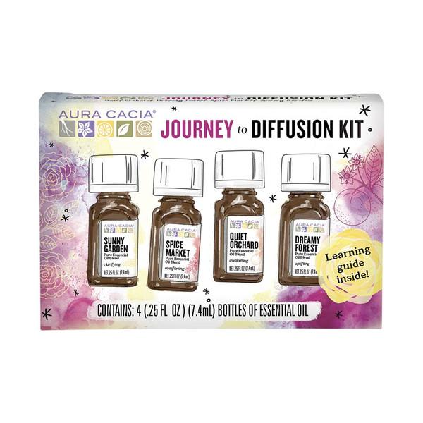 Journey to DIffusion Kit by Aura Cacia at Appalachian Organics