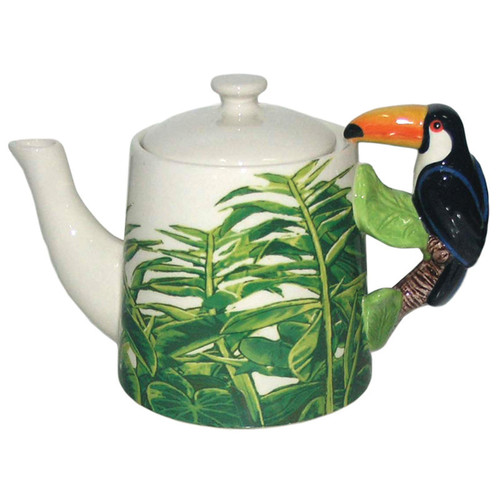 Toucan Handle Teapot