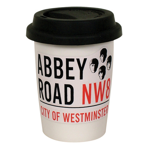 Abbey Road Travel Mug- Small