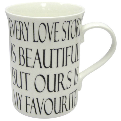Beautiful Love Story Mug