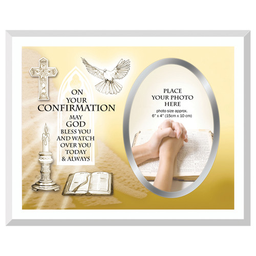 Glass Frame - For Confirmation