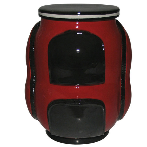 Golf Bag Cookie Jar- Red