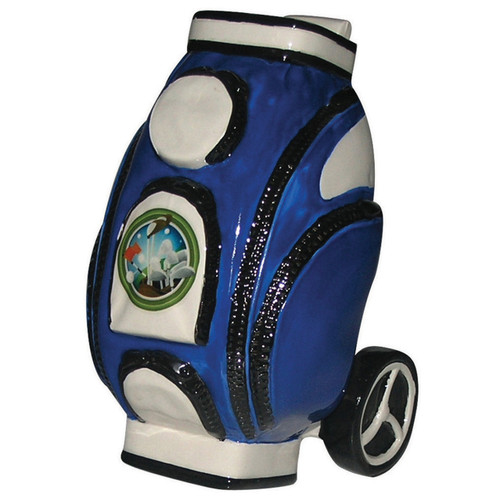 Blue Golf Bag [Money Box]