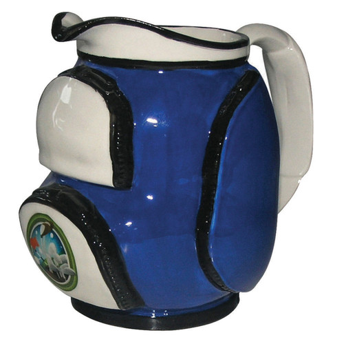 Golf Milk Jug- Blue