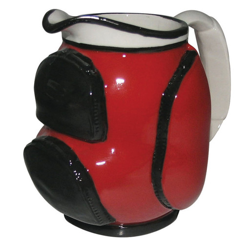 Golf Milk Jug- Red