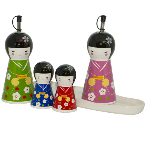 Japanese Condiment Set