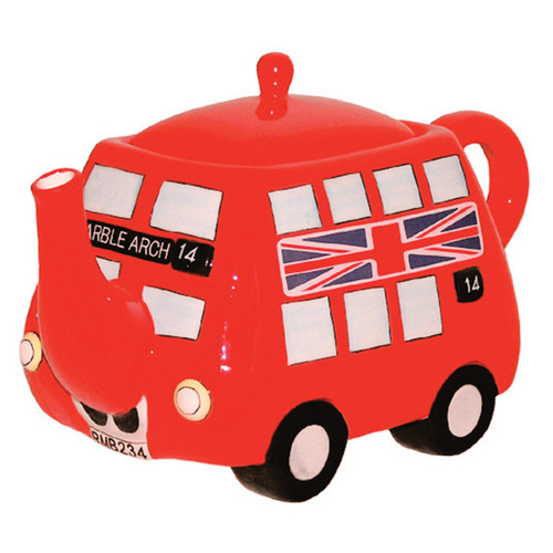 Routemaster Bus Teapot