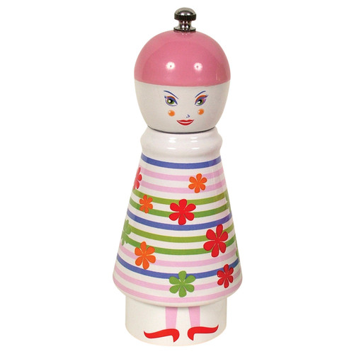 Small Pepper Mill - Girl Pink