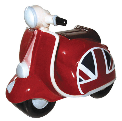 UK Vespa [Money Box]