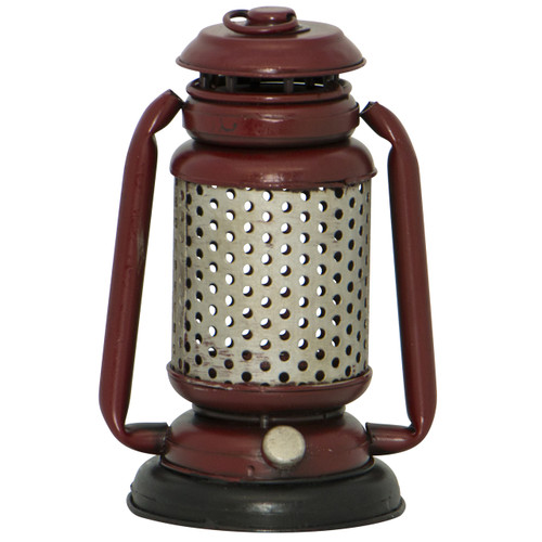 Hurricane Lamp with LED Light [Model]