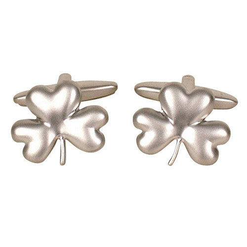 Clover Leaf Cufflinks